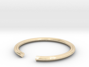 Heart 18.19mm in 14k Gold Plated Brass