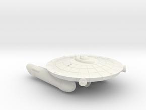 3125 Scale Federation Scout Frigate (FFS) WEM in White Natural Versatile Plastic