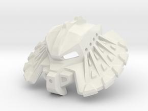 Great Garai (Non-Aquatic) in White Natural Versatile Plastic