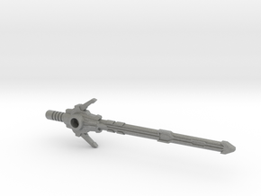 Megatron's Energon Sword (3mm, 4mm & 5mm grips) in Gray PA12: Small