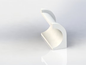 50-612-0K-A in White Natural Versatile Plastic
