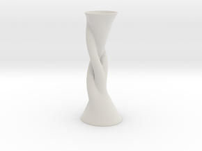 Vase Hlx1640 in Matte Full Color Sandstone