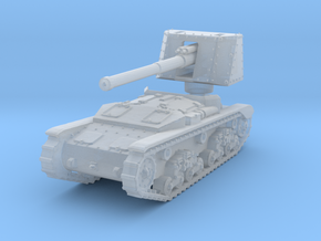 Semovente DA90 53  1:285 in Smooth Fine Detail Plastic