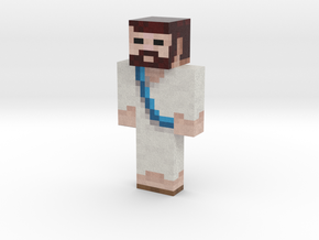 dokMixer Minecraft toys in Natural Full Color Sandstone