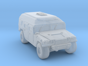 M1097a2 PROPHET 285 Scale in Smooth Fine Detail Plastic