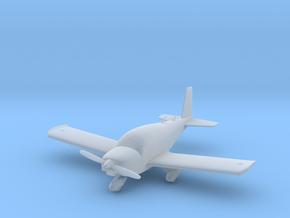 Grumman American AA-1 in Smooth Fine Detail Plastic