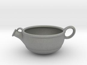 Vase 1037B in Gray PA12