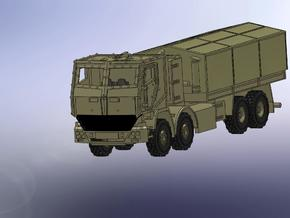 MB Actros gepanzert / armoured 1:144 in Smooth Fine Detail Plastic