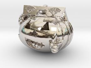 GVC Peace Pumpkin in Platinum