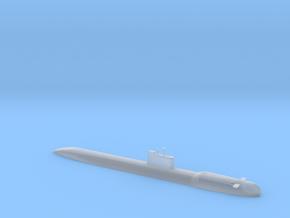 1/1800 ScaleUSSR Tango Class Submarine Waterline in Smooth Fine Detail Plastic