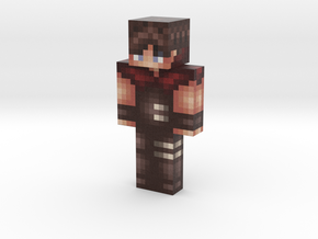 Fynix | Minecraft toy in Natural Full Color Sandstone