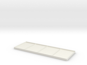 wall in White Natural Versatile Plastic