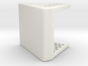 Multimeter stand in White Natural Versatile Plastic