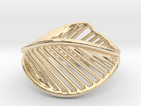 Ring 20 in 14K Yellow Gold
