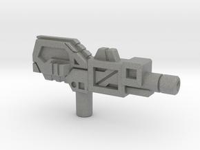 Octopunch's Acetylene Torch Gun, 5mm in Gray Professional Plastic