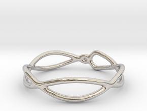 Ring 03 in Platinum