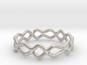 Ring 08 in Platinum