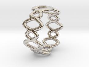 Ring 12 in Platinum