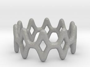 Ring 11 in Aluminum