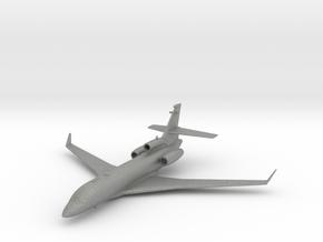 Dassault Falcon 7X in Gray Professional Plastic