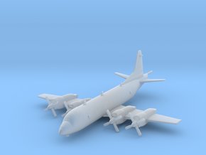 Lockheed P-3 Orion in Smooth Fine Detail Plastic: 1:239