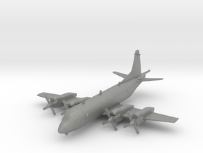 Lockheed P-3 Orion in Gray Professional Plastic