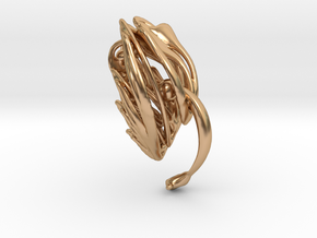 Somaextatic Bead Bracelet - Single Add-on Bead in Polished Bronze