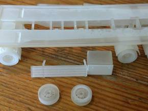 1/87 Ah/3ax/abroll in Smooth Fine Detail Plastic