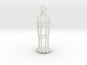 Gibbet type 2 in White Natural Versatile Plastic