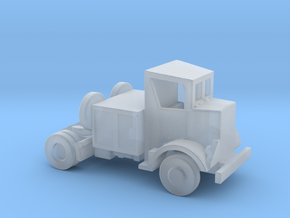1/200 Scale Autocar Tractor U-8144T in Smooth Fine Detail Plastic