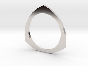 Reuleaux 13.21mm in Platinum