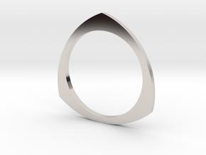 Reuleaux 13.61mm in Platinum