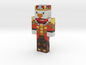 Muggle01 | Minecraft toy in Natural Full Color Sandstone
