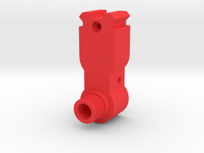 G3 Front Sight Replacement with 14mm- Nozzle in Red Processed Versatile Plastic
