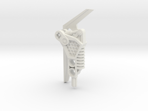Gravity Tool - Articulated blade kit in White Natural Versatile Plastic