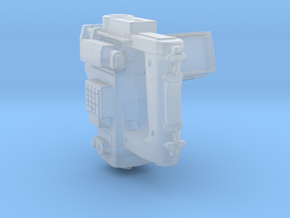 motion tracker 1:6 in Smooth Fine Detail Plastic