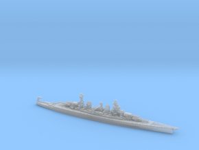 USN CC1 Lexington [1935] in Smooth Fine Detail Plastic: 1:1200
