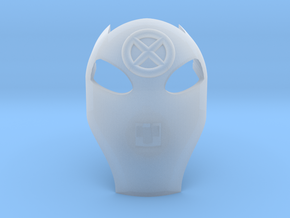 Power Drain Mask - Rogue in Smooth Fine Detail Plastic