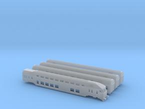 DD-AR set 4 delig (1:160) in Smooth Fine Detail Plastic