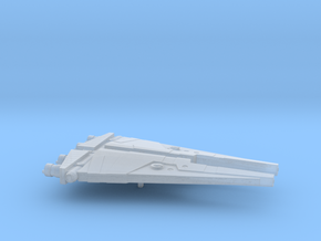 Pirate Corvette,Pirates of Prexiar (1) in Smooth Fine Detail Plastic