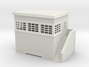 z-76-lms-arp-signal-box-small-rh in White Natural Versatile Plastic