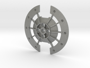 Rhotuka Protosteel Shield in Gray PA12