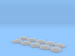 1:20.3 Fresnel Lenses For Classification/Marker/Sw in Smoothest Fine Detail Plastic