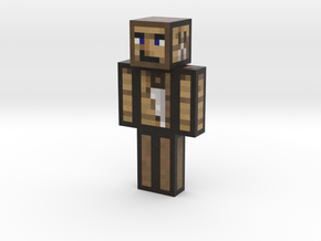 Craftstar15 | Minecraft toy in Natural Full Color Sandstone