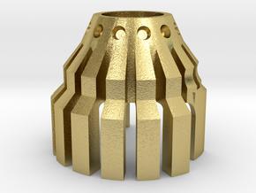 1-Crossguard-2.0 (Korbanth) Part-7 in Natural Brass