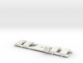 G2 Dachwiderstände in White Natural Versatile Plastic