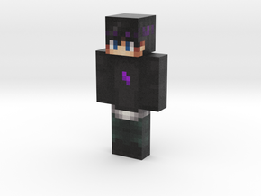 ToastyXeno | Minecraft toy in Natural Full Color Sandstone