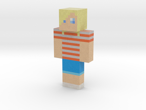 Mac123 | Minecraft toy in Natural Full Color Sandstone
