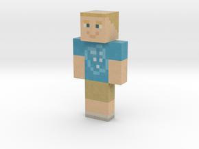 GnBen | Minecraft toy in Natural Full Color Sandstone