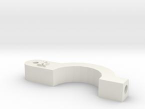 CM-7-R in White Natural Versatile Plastic